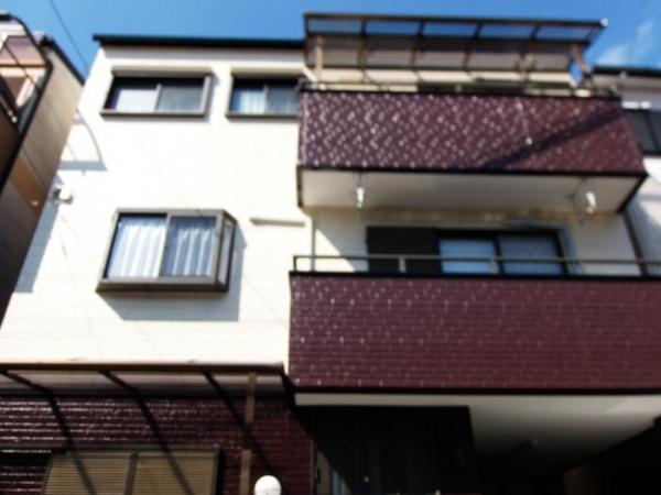 豊中市大島町 K様邸屋根外壁防水リフォーム