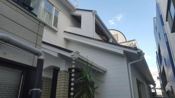 吹田市南吹田 O様邸 屋根・外壁防水塗装リフォーム