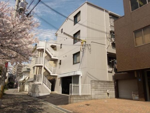 豊中市大島町 O様ハイツ 屋根・外壁塗替えリフォーム