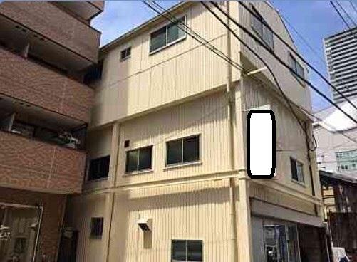 大阪市北区天神橋 K様 工場外壁防水塗装及び改修工事