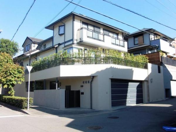 豊中市緑丘 K様邸 外壁塗り替えリフォーム