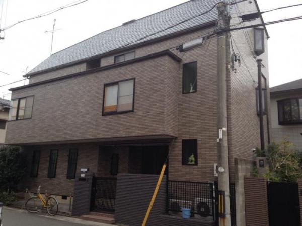 豊中市本町 K様邸 屋根・外壁塗替えリフォーム