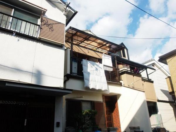 豊中市庄内栄町 M様邸 屋根・外壁塗装リフォーム工事