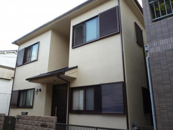 豊中市庄内栄町 S様邸 屋根外壁塗替えリフォーム