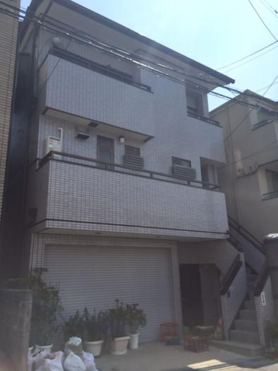 箕面市萱野 S様邸 外壁塗替えリフォーム