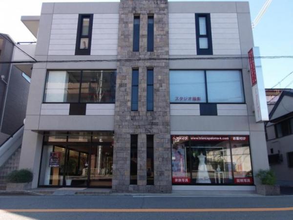 池田市大和町 Kスタジオ 外壁修繕リフォーム工事