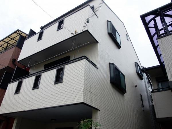 豊中市千成町 T様邸 屋根外壁塗替えリフォーム