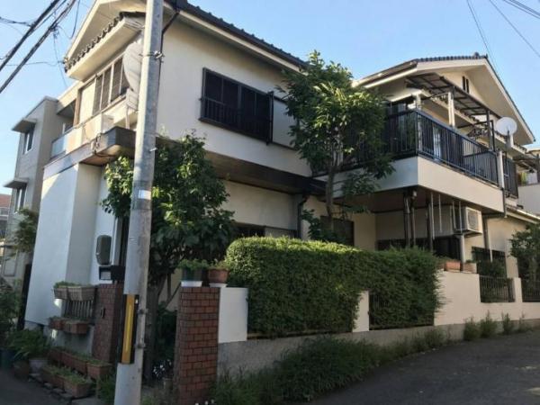 豊中市南桜塚 W様邸 付帯部網戸張り替え塗装リフォーム