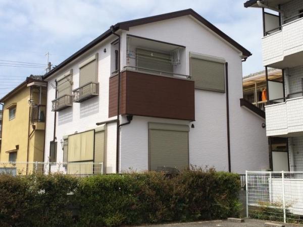 大阪府茨木蔵垣内 N様邸屋根外壁塗り替えリフォーム工事