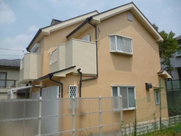 兵庫県川辺郡 N様邸屋根外壁塗り替えリフォーム