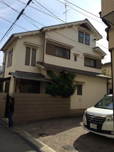 豊中市原田元町 M様邸 屋根・外壁塗装防水リフォーム工事