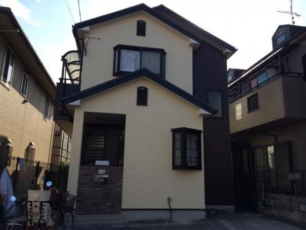 川西市新田H様邸屋根・外壁塗り替えリフォーム工事