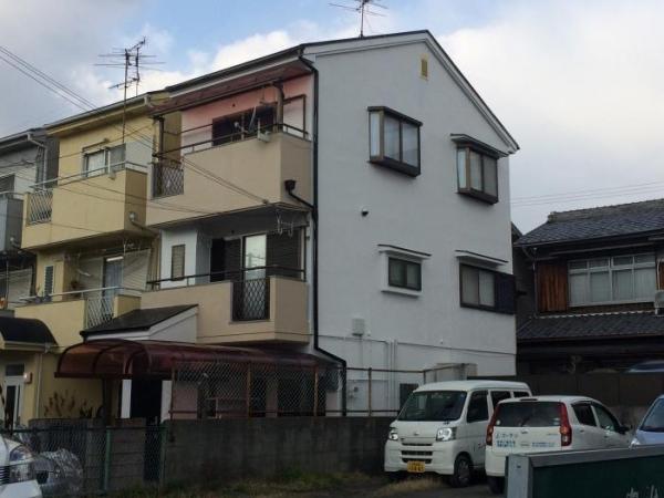 豊中市服部豊町 S様邸 屋根・外壁塗り替えリフォーム
