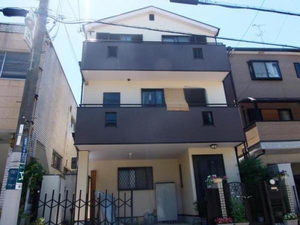 豊中市熊野町 U様邸 屋根・外壁塗装リフォーム工事