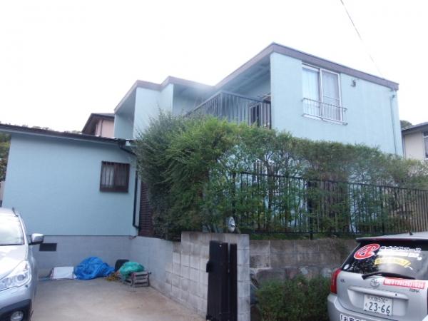 川西市清和台西M様邸屋根・外壁塗り替えリフォーム工事