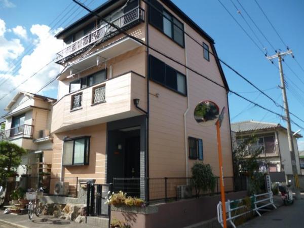 宝塚市末成町S様邸屋根・外壁塗り替えリフォーム