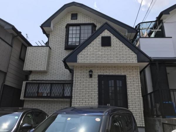 豊中市千里園 Y様邸 屋根外壁及び防水塗装リフォーム