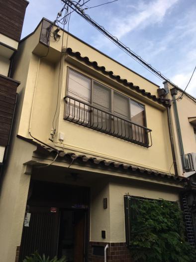 福島区鷺洲 M様邸外壁塗装リフォーム