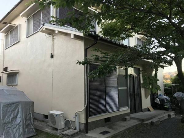 川西市西多田 グリーンオークA棟 外壁防水リフォーム