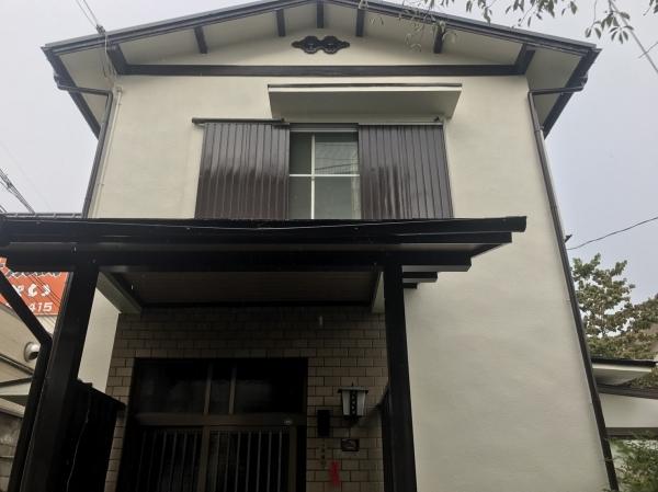 箕面市 S様邸 屋根外壁防水塗装工事