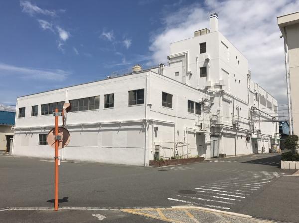 大阪市今津M工場屋上外壁改修工事