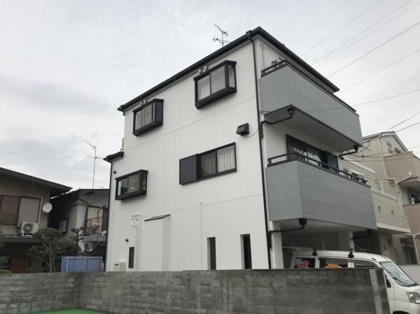 尼崎市武庫之荘F様邸屋根外壁防水塗装リフォーム