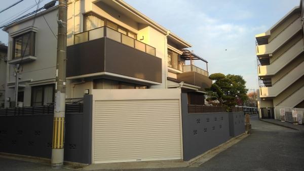 豊中市北条町S様邸屋根外壁塗装リフォーム