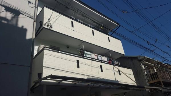 大阪市大正区T様邸屋根外壁防水塗装リフォーム