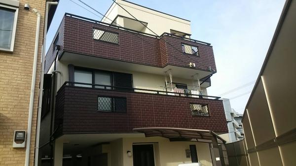茨木市上野 S様邸屋上外壁防水塗装リフォーム