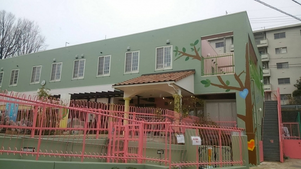 豊中市刀根山こころ保育園外壁屋根大規模メンテナンス工事