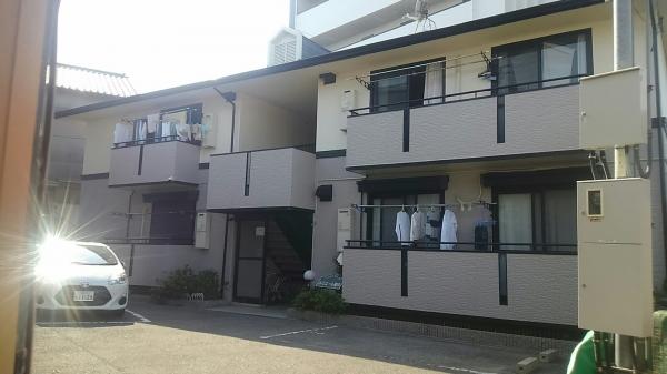 豊中市本町R様邸屋根外壁防水塗装リフォーム