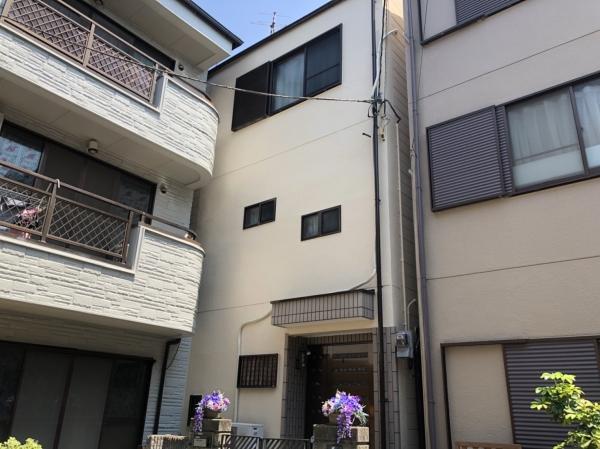 尼崎市武庫之荘H様邸外壁塗装防水リフォーム