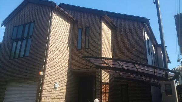 豊中市蛍池東町Y様邸屋根外壁防水塗装リフォーム