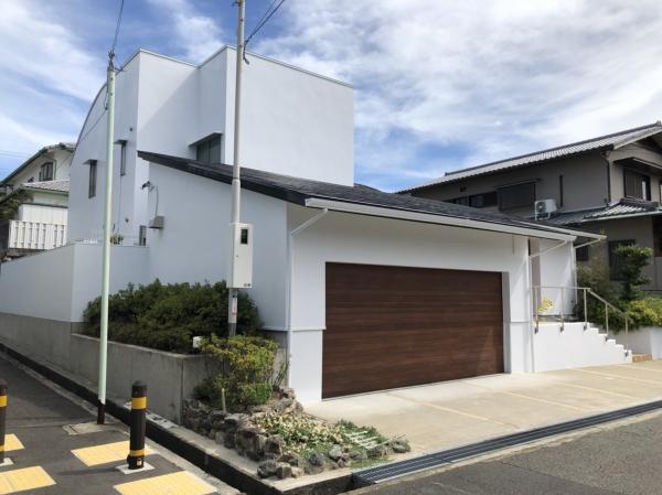 豊中市新千里南町T様邸屋根外壁塗装防水リフォーム