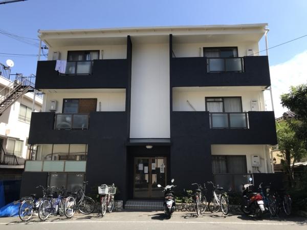 茨木市下穂積 R様屋根外壁塗装防水リフォーム