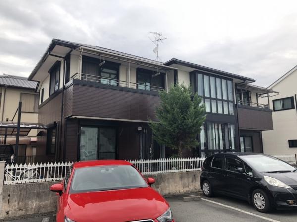 伊丹市萩野Y様邸外壁塗装防水リフォーム