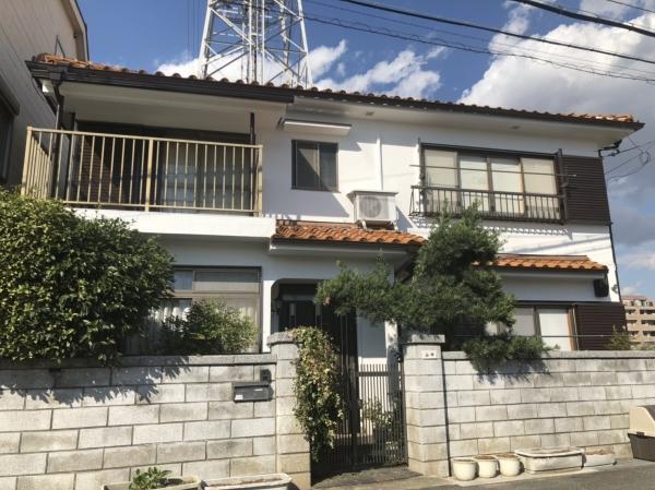尼崎市武庫之荘Y様邸外壁塗装防水リフォーム
