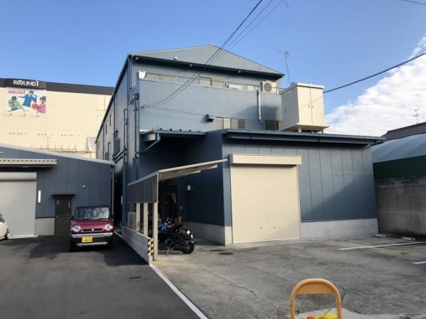 豊中市名神口E様邸外壁など塗装防水リフォーム