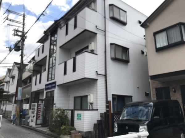 池田市綾羽 M様所有物件外壁塗装防水リフォーム
