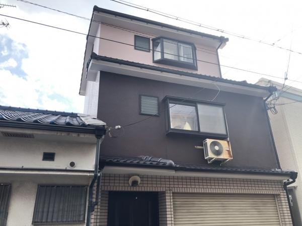 尼崎市K様邸外壁屋根塗装・防水リフォーム