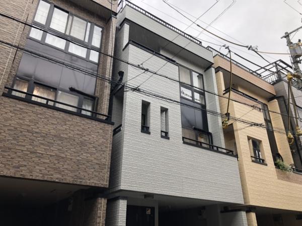 大阪市大正区T様邸外壁塗装・防水リフォーム