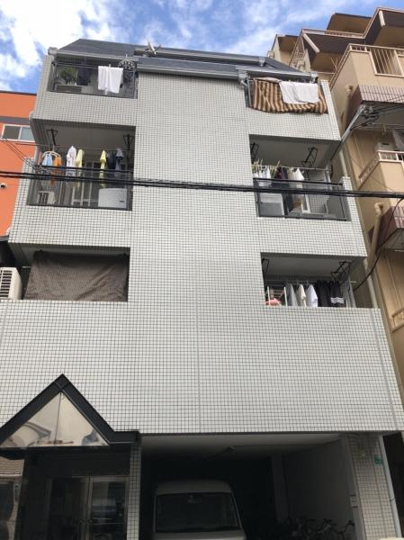 大阪市住之江区御﨑K様邸外壁屋上塗装防水リフォーム