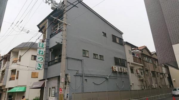 大阪市K様邸屋根葺き替え外壁塗装防水リフォーム