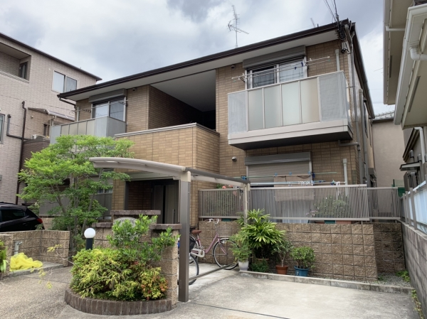 尼崎市M様邸外壁屋根塗装・防水リフォーム
