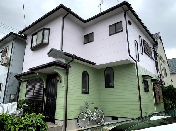 宝塚市T様邸外壁屋根塗装・防水リフォーム