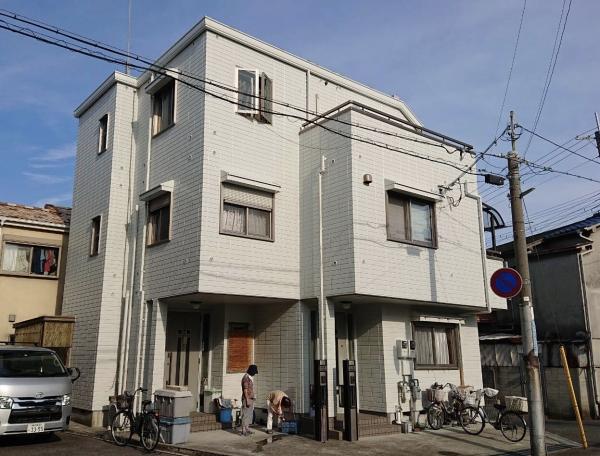 尼崎市尾浜町 I様邸外壁塗装防水リフォーム