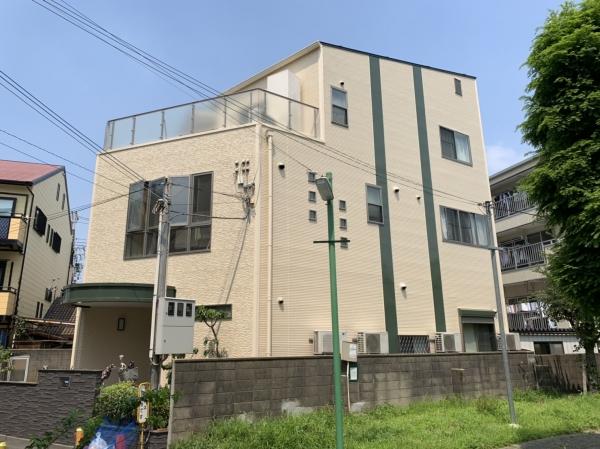 大阪市淀川区N様邸外壁屋根塗装防水リフォーム