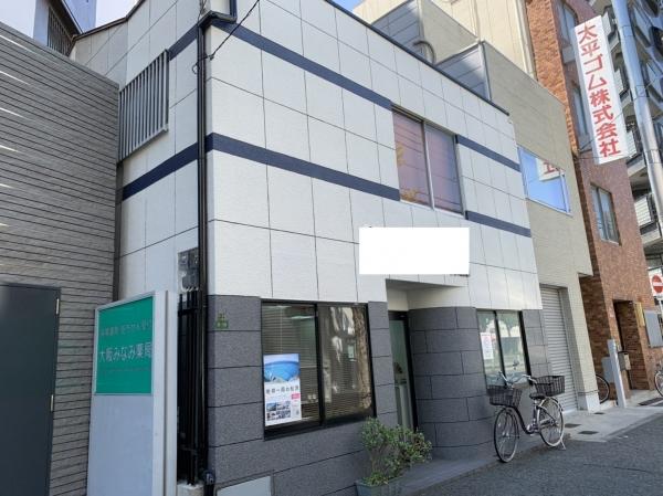 大阪市北区浮田T様邸外壁修繕塗装リフォーム