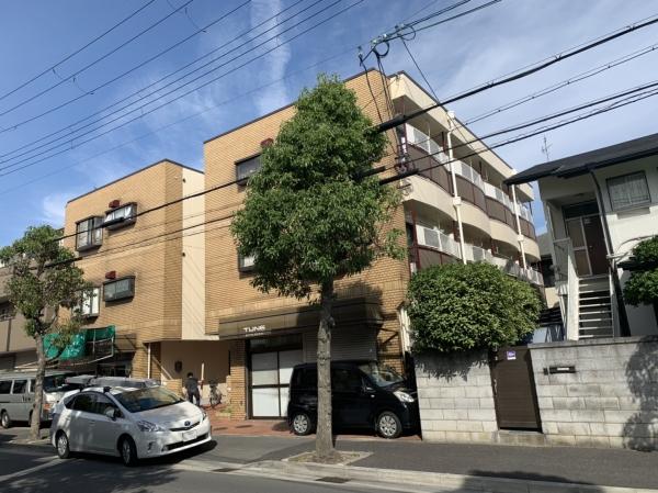 尼崎市東園田町メゾン M様外壁塗装屋上防水リフォーム