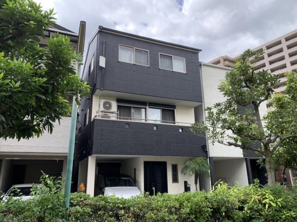 大阪市淀川区新高N様邸外壁屋根塗装防水リフォーム